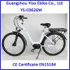 Bici de señora Rack Battery Electric Pedal E con el motor máximo de Bafang del mecanismo impulsor