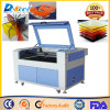 cortador do laser do CO2 da máquina de estaca vidro acrílico/orgânico de 10-15mm