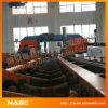 Tagliatrice stridente automatica utilizzata costruzione in mare aperto della conduttura