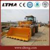 Caricatore cinese della rotella di tonnellata Lt955 del caricatore 5 della parte frontale