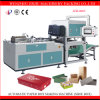 Maquinaria de papel automática da cartonagem da sapata