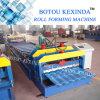 Azulejo 1080 de azotea del producto de Kxd que forma la máquina esmaltada haciendo la máquina