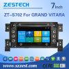 7  DVD-плеер автомобиля экрана касания с GPS для Suzuki грандиозного Vitara (ZT-S702)