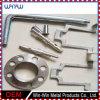 高精度カスタマイズされたCNCの金属のハードウェアの製造機械部品