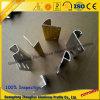 Perfil de aluminio del ajuste de Listello de la fuente de la fábrica para la decoración de Buliding