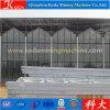 De stabiele die Serre van het Type Venlo door Glas voor Commerciële Landbouw wordt behandeld
