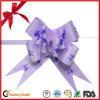 La mariposa decorativa de la cinta imprimió el arqueamiento del tirón