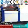 Rotolamento idraulico del piatto dei 4 rulli Mclw12CNC-10X1000/macchina piegatubi con lo standard del Ce