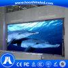 Pantalla echada a un lado doble de interior del funcionamiento estable P3 SMD LED TV
