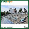 Systeem van het Dak van het Rek van Alumium het Zonne Opzettende voor ZonneMoudle