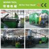 Película plástica de la basura del PE de los PP que se lava reciclando la máquina