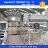 Machines enduites de tuile de toit en métal de pierre colorée de plaque de Galvalume de qualité