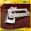 Verdrängtes anodisiertes CNC-Aluminium mit Aluminiumstrangpresßling-Profil