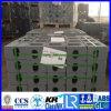 De carcaça do aço do ISO encaixes 1161 de canto de recipiente
