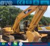 Máquina escavadora hidráulica usada da lagarta 320b da máquina escavadora para a venda