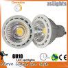 7W GU10 MR16 de Lichten van de 650lm LEIDENE Vlek van de MAÏSKOLF
