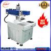 Machine &Marking de graveur de laser de tube de verre de CO2 pour la cuvette