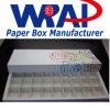 Caja de papel del chocolate de la suposición de la cartulina del embalaje del regalo