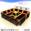 Trampoline interno do Trampoline da aptidão das crianças para o equipamento Playgraound