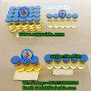 Nandrolone líquido amarillo claro Cypionate 601-63-8 del músculo gordo ardiente del aumento
