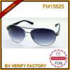 Modèle neuf de vente chaude de lunettes de soleil en métal FM15625 pour les lunettes de soleil mâles
