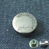 Изготовленный на заказ кнопки металла перлы плакировкой Fix для костюма