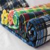 Ткань фланели фабрики Cotton/Tc/CVC Китая напечатанная и покрашенная фланели
