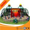 Fortificazione dell'interno della plastica del campo da giuoco dei più nuovi bambini di disegno