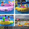 Kid를 위한 원격 제어 Amusement Park Inflatable Bumper Boat