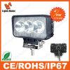 Heetste Sale IP67 9W LED Work Light voor UTV Truck Offroad Driving LED Work Light 9W LED Truck Headlight