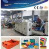 Hollow plástico Sheet Machine para la PC del PE de los PP
