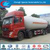 LPG Transport Truck van Asme Standard 35000L van Dongfeng 8X4