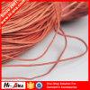 Bonne corde 1mm de polyester des prix de logo fait sur commande d'impression