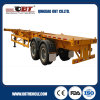 40FT 2 Axle Container Frame Skeletal Chasis Semi-Trailer