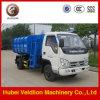 Carro inútil de Foton Forland del carro de basura del compresor de 3 toneladas mini
