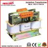 SG triphasé de transformateur de l'isolement 0.75kVA (SBK) -0.75kVA