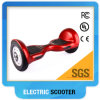 Color rosso 10inche Self Balance Scooter