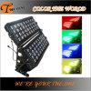옥외를 위한 IP65 RGBW LED 도시 색깔 빛