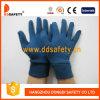 Синяя перчатка хлопка (DCH216)