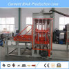 Máquina de fabricación de ladrillo de la construcción de edificios/bloque automáticos que hace la máquina