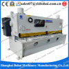 Commande numérique par ordinateur Hydraulic Guillotine Plate Shearing Machine Metal Cutting QC11y 6*4000mm de QC11k/Y