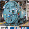 1.6 MPA chaudière à vapeur allumée par charbon de tube de l'eau de 4 de t/h de chaîne tambours de grille double