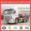 판매를 위한 도로 트랙터 헤드 트럭 떨어져 T380 6X4