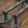Europa-Befestigungsteil-passender Möbel-Schrank-Luxuxzink-Griff für Tür