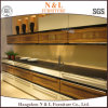 Cabinet de cuisine en PVC à haute qualité MDF de qualité supérieure