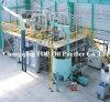 Destilação preta Waste do petróleo de motor que recicl o purificador (EOS)