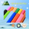 cartulina colorida de las ventas directas de la fábrica de 889*1194m m en hojas