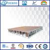 El panel de emparedado de aluminio del panal para la decoración