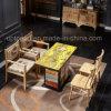 Mueble de madera tradicional del restaurante del elemento chino (SP-CT795)