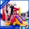 Salto gonfiabile gonfiabile di Mickey Mouse Boucer del parco di divertimenti dei capretti combinato con la trasparenza